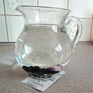 Kouzelná voda - vyrob si sám